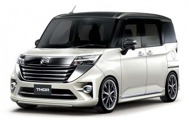 Daihatsu hé lộ 9 mẫu xe độ hướng tới Tokyo Auto Salon 2018 - Ảnh 4.