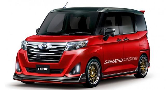 Daihatsu hé lộ 9 mẫu xe độ hướng tới Tokyo Auto Salon 2018 - Ảnh 3.