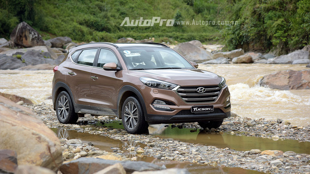 Cạnh tranh Mazda CX-5, Hyundai Tucson giảm giá còn 761 triệu Đồng