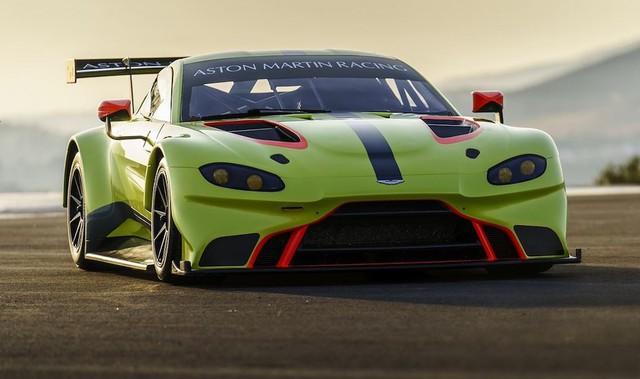 Vừa ra mắt, Aston Martin Vantage 2019 đã có phiên bản đua chuyên nghiệp GTE - Ảnh 2.