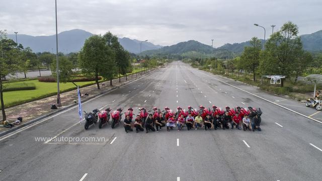 Hà Nội: Hàng chục xe Ducati Panigale hội tụ - Ảnh 5.