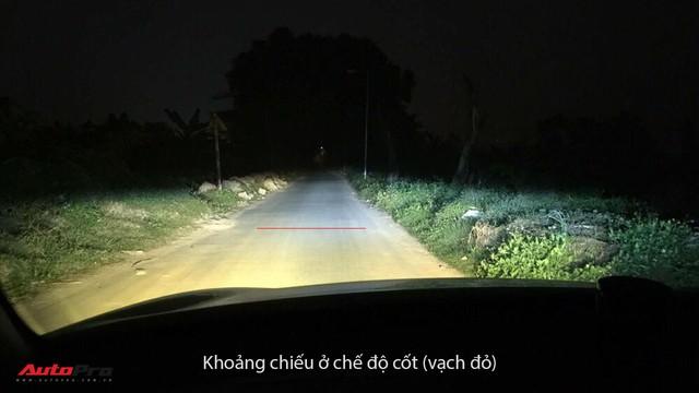 """Độ projector gầm - giải pháp cải thiện ánh sáng ô tô mà không cần phá đèn chiếu sáng """"zin"""" - Ảnh 2."""
