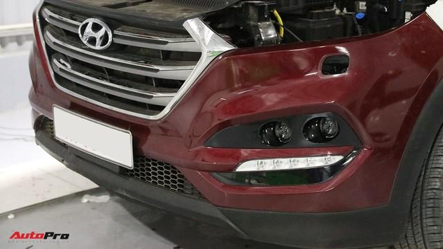 """Độ projector gầm - giải pháp cải thiện ánh sáng ô tô mà không cần phá đèn chiếu sáng """"zin"""" - Ảnh 1."""