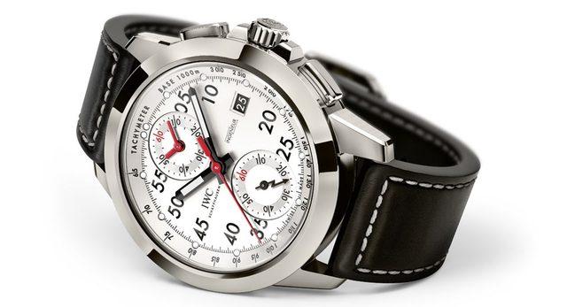IWC cho ra mắt đồng hồ giới hạn kỷ niệm 50 năm thành lập của AMG - Ảnh 3.