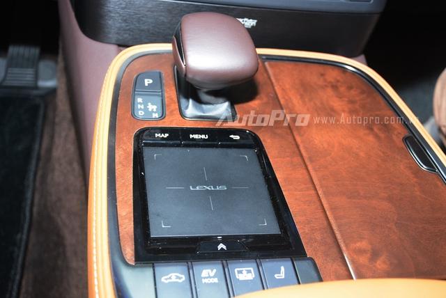 Khám phá Lexus LS 500h 2018, ngập tràn công nghệ, thiết kế đẹp mắt, tiết kiệm nhiên liệu - Ảnh 17.