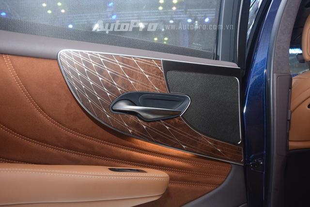 Khám phá Lexus LS 500h 2018, ngập tràn công nghệ, thiết kế đẹp mắt, tiết kiệm nhiên liệu - Ảnh 15.
