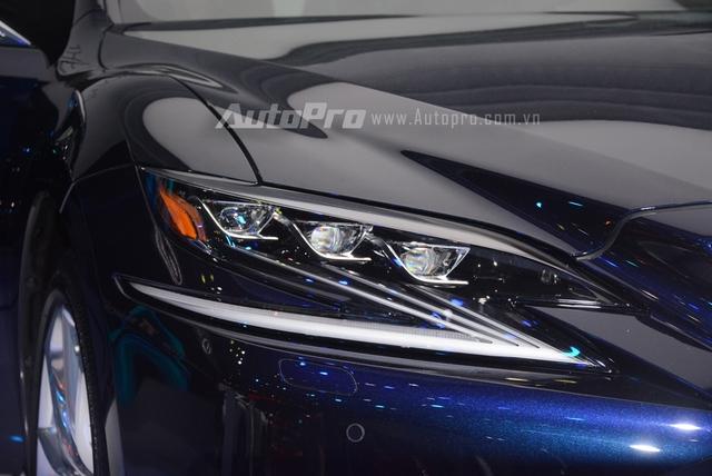 Khám phá Lexus LS 500h 2018, ngập tràn công nghệ, thiết kế đẹp mắt, tiết kiệm nhiên liệu - Ảnh 7.