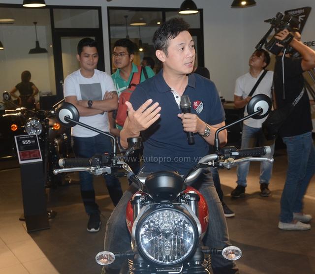 Chi tiết Triumph Street Scrambler giá 365 triệu Đồng, đối thủ nặng ký của Ducati Scrambler tại Việt Nam - Ảnh 6.