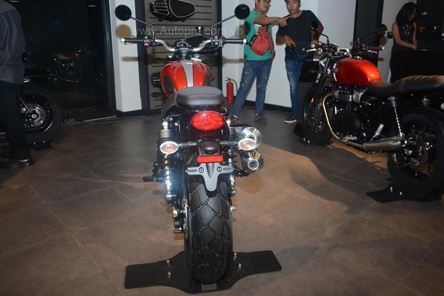 Chi tiết Triumph Street Scrambler giá 365 triệu Đồng, đối thủ nặng ký của Ducati Scrambler tại Việt Nam - Ảnh 5.