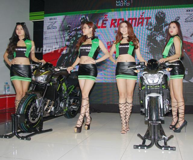Cặp đôi Kawasaki Z900 và Z650 2017 ra mắt Việt Nam, giá từ 218 triệu Đồng - Ảnh 2.