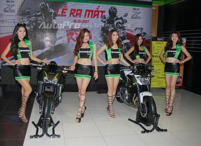 Cặp đôi Kawasaki Z900 và Z650 2017 ra mắt Việt Nam, giá từ 218 triệu Đồng - Ảnh 1.