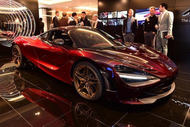 Vừa ra mắt, McLaren 720S đã có phiên bản đặc biệt hơn với giá 9,3 tỷ Đồng - Ảnh 12.