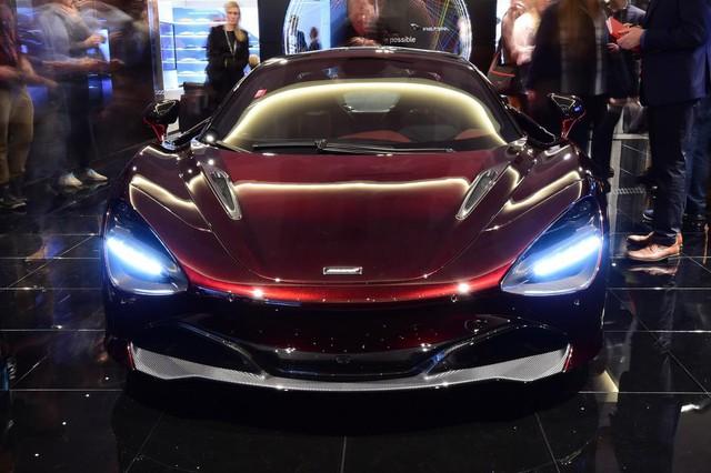 Vừa ra mắt, McLaren 720S đã có phiên bản đặc biệt hơn với giá 9,3 tỷ Đồng - Ảnh 11.