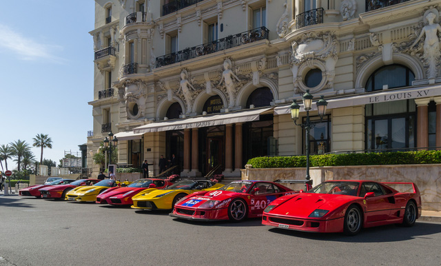 Những hình ảnh này cho thấy, Monaco không hổ danh là thiên đường siêu xe của thế giới - Ảnh 2.