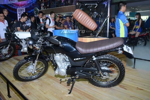 TRỰC TIẾP: Cặp đôi Suzuki GSX-R150 và GSX-S150 là tâm điểm của gian hàng Suzuki tại VMCS 2017 - Ảnh 4.
