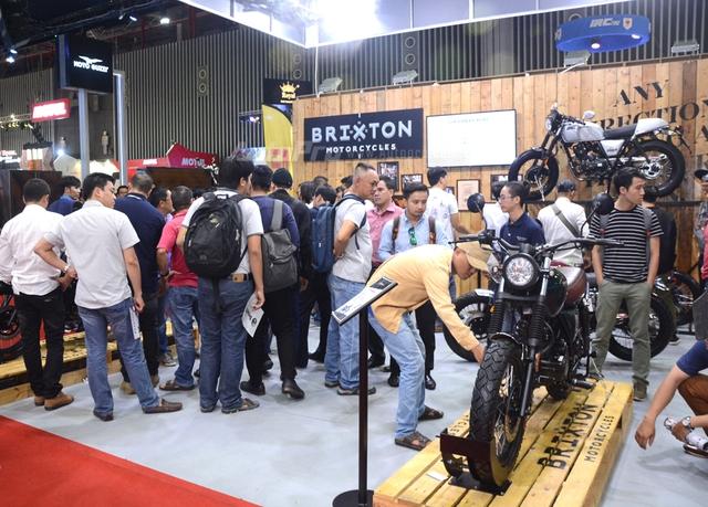 Soi Brixton BX Scrambler giá từ 50 triệu Đồng đang khiến nhiều biker Việt phát thèm - Ảnh 1.