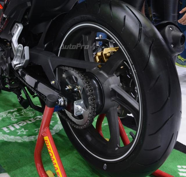 Đấu cùng Yamaha Exciter, Benelli bất ngờ ra mắt xe côn tay 150 phân khối mới tại Việt Nam - Ảnh 19.