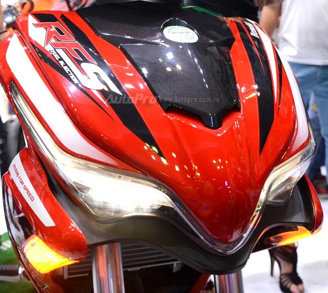 Đấu cùng Yamaha Exciter, Benelli bất ngờ ra mắt xe côn tay 150 phân khối mới tại Việt Nam - Ảnh 16.