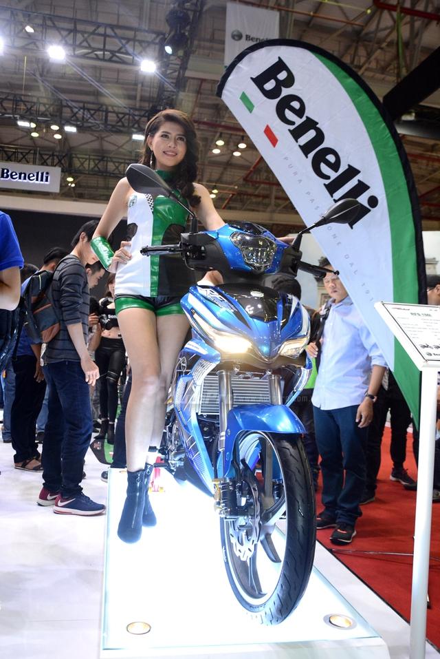 Đấu cùng Yamaha Exciter, Benelli bất ngờ ra mắt xe côn tay 150 phân khối mới tại Việt Nam - Ảnh 4.