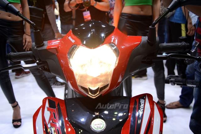 Đấu cùng Yamaha Exciter, Benelli bất ngờ ra mắt xe côn tay 150 phân khối mới tại Việt Nam - Ảnh 15.