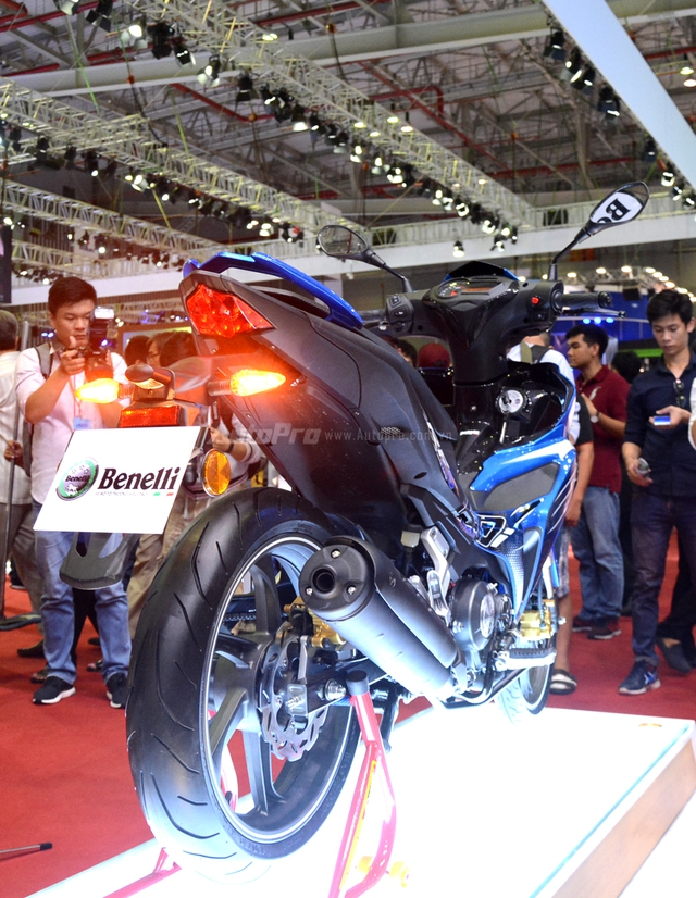 Đấu cùng Yamaha Exciter, Benelli bất ngờ ra mắt xe côn tay 150 phân khối mới tại Việt Nam - Ảnh 3.