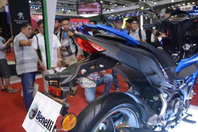 Đấu cùng Yamaha Exciter, Benelli bất ngờ ra mắt xe côn tay 150 phân khối mới tại Việt Nam - Ảnh 8.