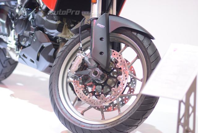 Ducati Multistrada 950 ra mắt, giá từ 550 triệu Đồng - Ảnh 11.