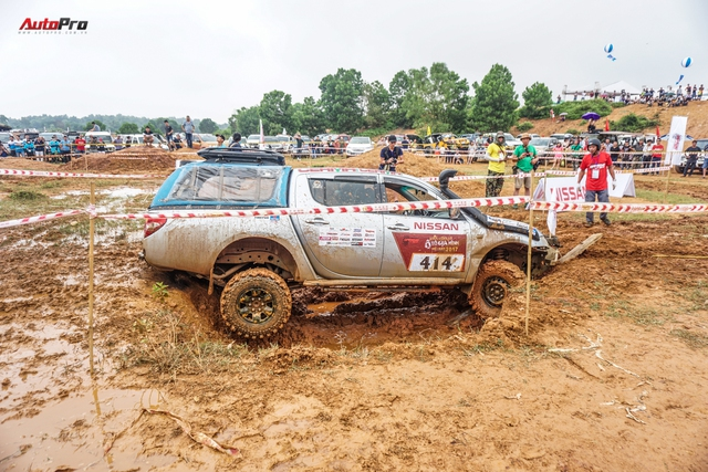 Khi VOC 2017 không chỉ là cuộc đua của những mẫu xe địa hình - Ảnh 17.
