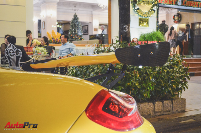 Porsche Boxster khoác áo 918 Spyder tại Sài Gòn - Ảnh 6.