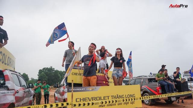 Khi VOC 2017 không chỉ là cuộc đua của những mẫu xe địa hình