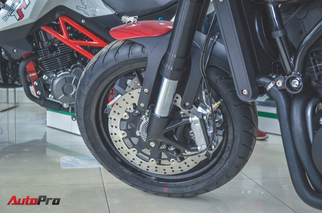 Chi tiết Benelli Leoncino rẻ bằng một nửa Ducati Scrambler Sixty2 vừa về Việt Nam - Ảnh 5.