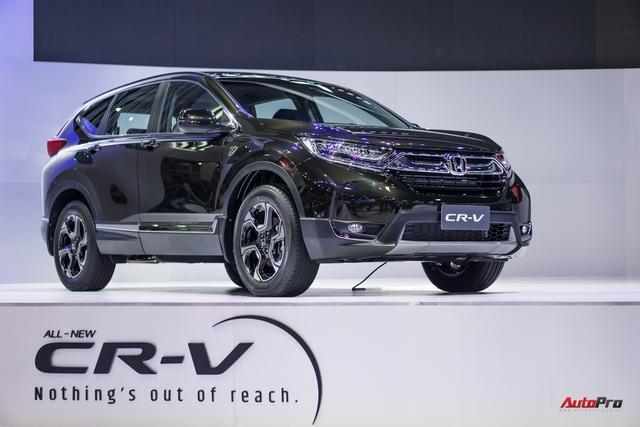 Giảm giá kịch sàn, Honda CR-V bán chạy gấp đôi Mazda CX-5 - Ảnh 2.