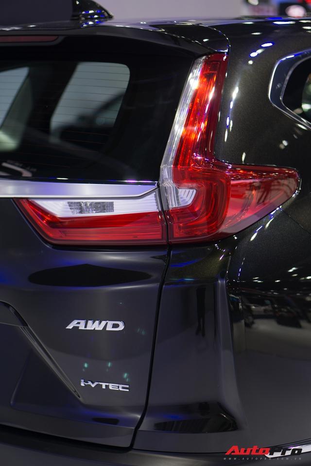 Xem trước Honda CR-V 7 chỗ sắp ra mắt Việt Nam - Ảnh 6.