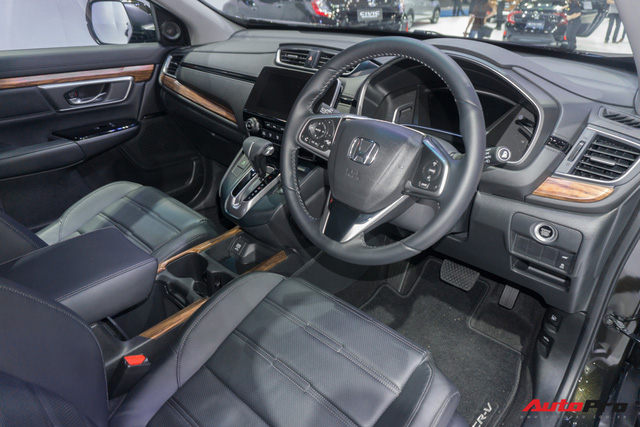 Xem trước Honda CR-V 7 chỗ sắp ra mắt Việt Nam - Ảnh 8.