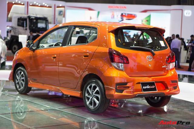 Toyota Việt Nam tạm hoãn bán xe Wigo và Fortuner mới - Ảnh 1.