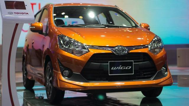 Toyota Việt Nam tạm hoãn bán xe Wigo và Fortuner mới