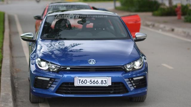 Làm quen với cặp đôi Scirocco 2017 sẽ được hãng Volkswagen trưng bày tại triển lãm VIMS 2017 - Ảnh 3.