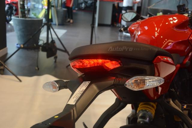Cặp đôi Ducati SuperSport 2017 ra mắt tại Việt Nam, giá từ 514 triệu Đồng - Ảnh 17.
