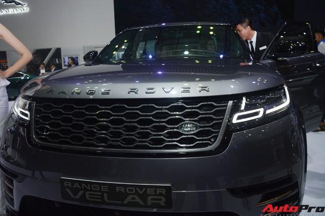Range Rover Velar đầu tiên lăn bánh tại Việt Nam - Ảnh 4.