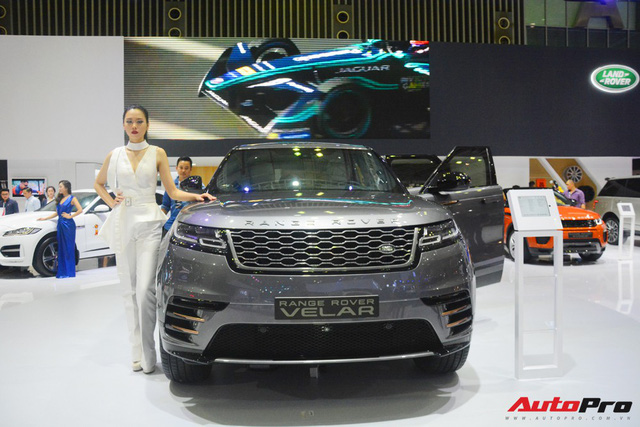 Range Rover Velar đầu tiên lăn bánh tại Việt Nam - Ảnh 3.