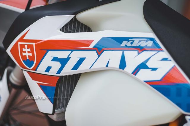 Ngắm nhìn cào cào KTM giá gần 400 triệu Đồng tại Hà Nội - Ảnh 8.