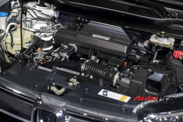 Cận cảnh Honda CR-V 2018 phiên bản cao cấp nhất vừa ra mắt Việt Nam - Ảnh 11.