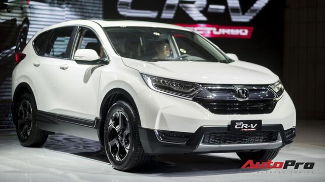 Sáng nay ra mắt Mazda CX-5 2018 nghênh chiến Honda CR-V 7 chỗ - Ảnh 1.