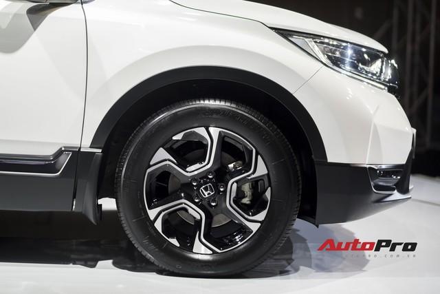 Cận cảnh Honda CR-V 2018 phiên bản cao cấp nhất vừa ra mắt Việt Nam - Ảnh 6.