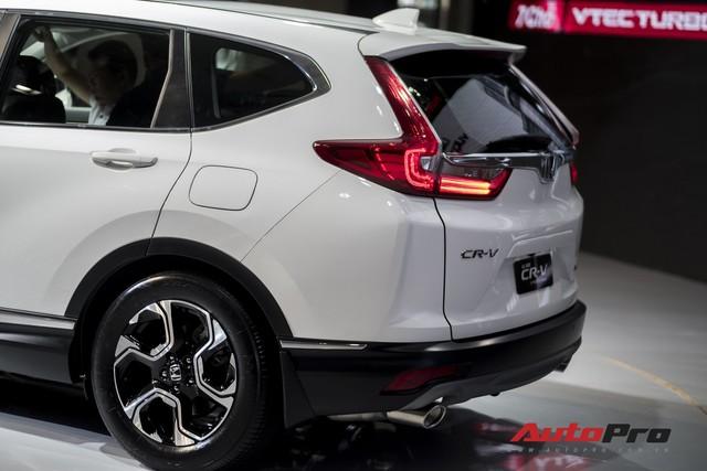 Cận cảnh Honda CR-V 2018 phiên bản cao cấp nhất vừa ra mắt Việt Nam - Ảnh 8.