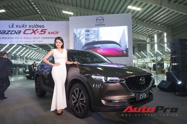 Chi tiết Mazda CX-5 2018 bán ra tháng 12, giảm giá tháng 1/2018 - Ảnh 21.