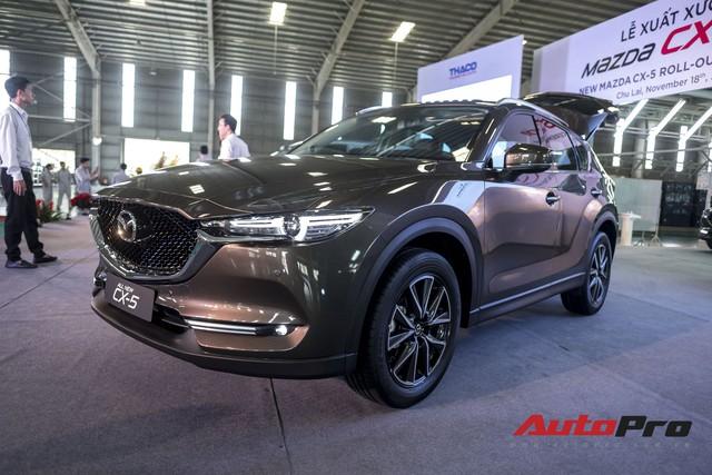 Chi tiết Mazda CX-5 2018 bán ra tháng 12, giảm giá tháng 1/2018 - Ảnh 1.