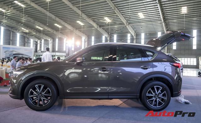 Chi tiết Mazda CX-5 2018 bán ra tháng 12, giảm giá tháng 1/2018 - Ảnh 2.