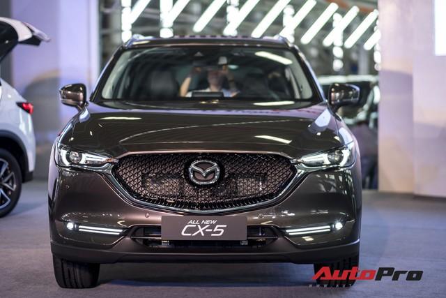 Chi tiết Mazda CX-5 2018 bán ra tháng 12, giảm giá tháng 1/2018 - Ảnh 4.