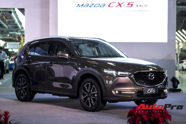 Chi tiết Mazda CX-5 2018 bán ra tháng 12, giảm giá tháng 1/2018 - Ảnh 3.